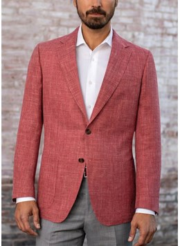 Baroni-Couture-Sport-Coat-Olive-Brown-Windowpane