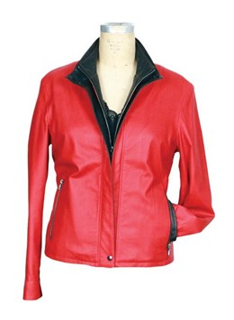 Lady-Remy-Double-Collar-Waist-Jacket-Style-2042