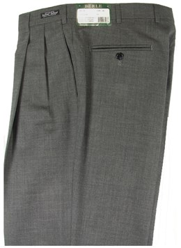 Berle-Dress-Pants-100-Worsted-Wool-Pleated--Flat-Front