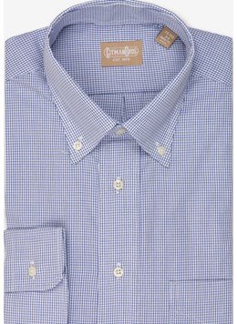 Gitman-Brothers-Graph-Check-Button-Down-Collar