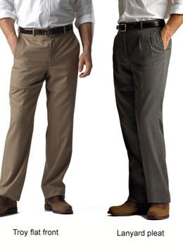 Corbin-Super-120s-Wool-Gab-Pleated--Flat-Front