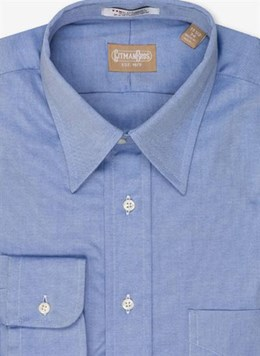 Gitman-Brothers-Essentials-2X2-TTX-Pinpoint-Oxford-Spread--Point-Collar