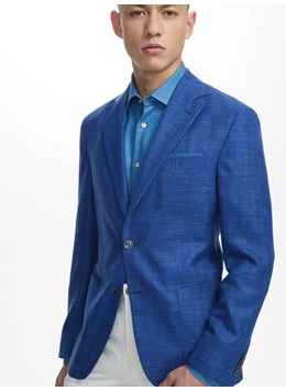Jack-Victor-Sport-Coats-Plum-Solid-Fancy