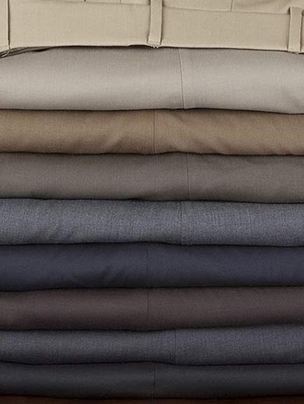 144976c6888 Ballin Classic Super 120's Wool Gab Flat Front-2 Fits - Menswear ...