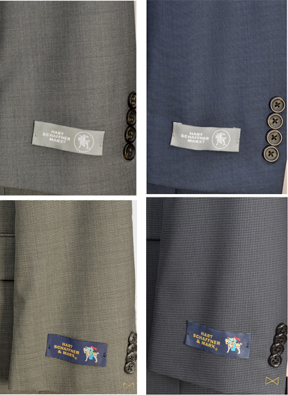 Hart Schaffner Marx Custom Suits Chicago New York Fit