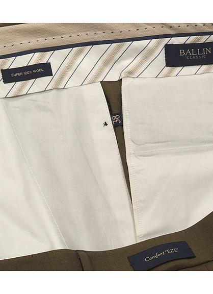 ff9f08f6ee6 Ballin Classic Super 120's Wool Gab Flat Front-2 Fits - Menswear | The Hub  LTD